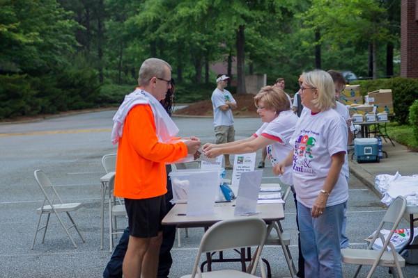 Tumor Trooper Run/Walk Columbus, GA 5/10/14