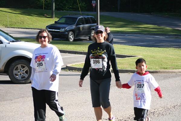 Tumor Trooper Run/Walk - Birmingham, AL 2015